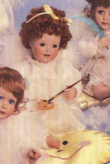 Spread a little Sunshine Doll by Cindy M McClure Ashton Drake 1993 RARE