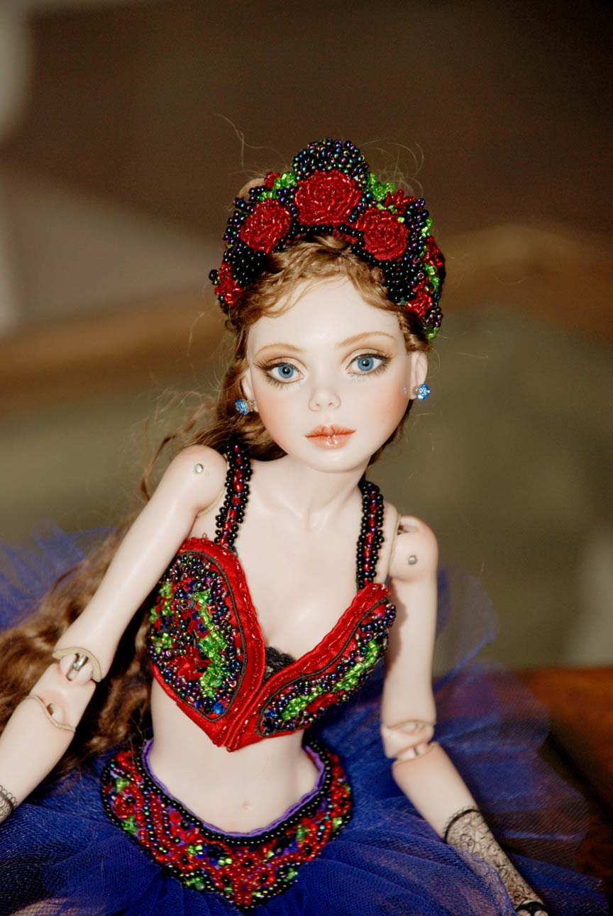 Ball Jointed Doll (BJD) Very Enchanted Ballet With Attitude Original ...