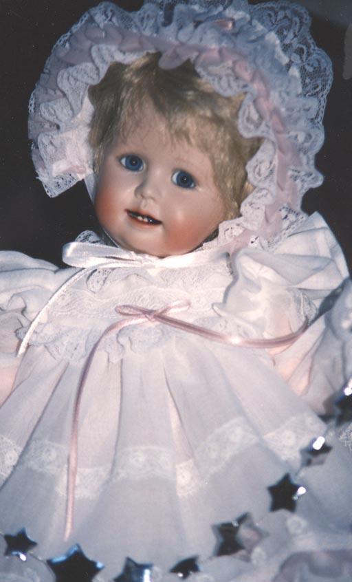 Wishing On A Star Doll by Cindy McClure Disney World 1989 One of a Kind