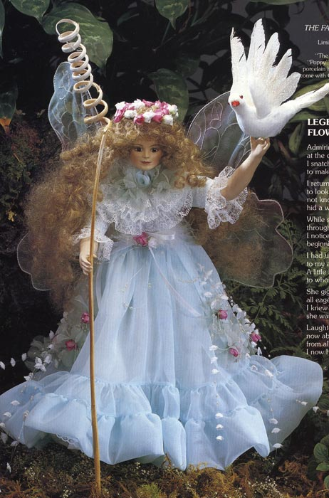 Fairy Mother by Cindy Mcclure 1989 Victoria