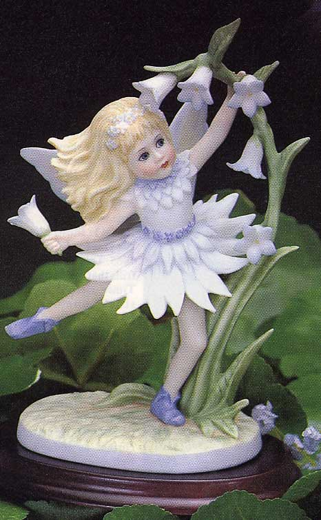 Bluebell figurine by Cindy McClure 1987 (2)