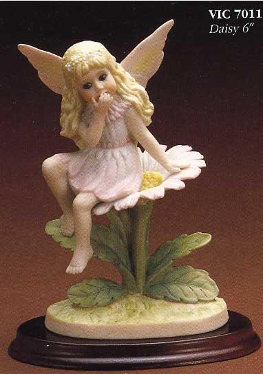 Daisy Figurine by Cindy McClure 1987