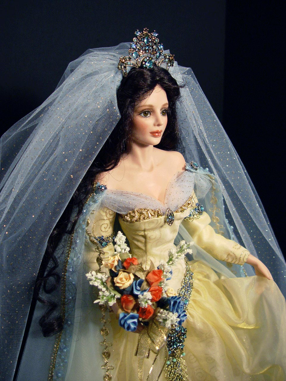 photo: Legendary Brides What For Instance