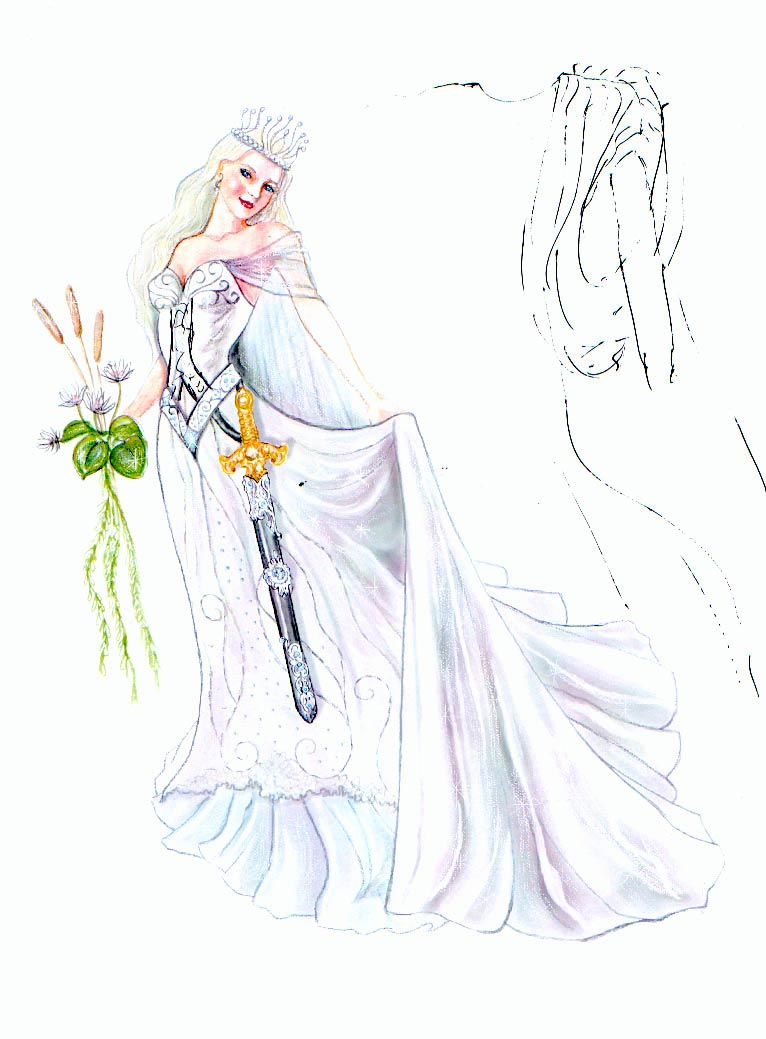 This page legendary brides